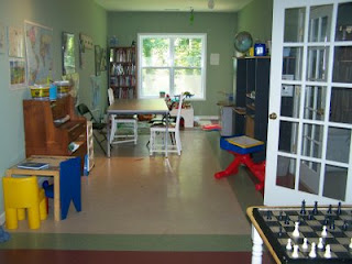Ideas for Schoolrooms