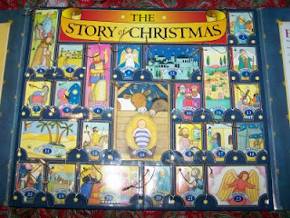 Advent Calendars and Nativity Sets
