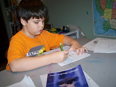 Homeschooling the Dyslexic Child: Grammar and Latin