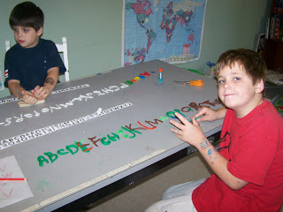 Homeschooling the Dyslexic Child: Spelling